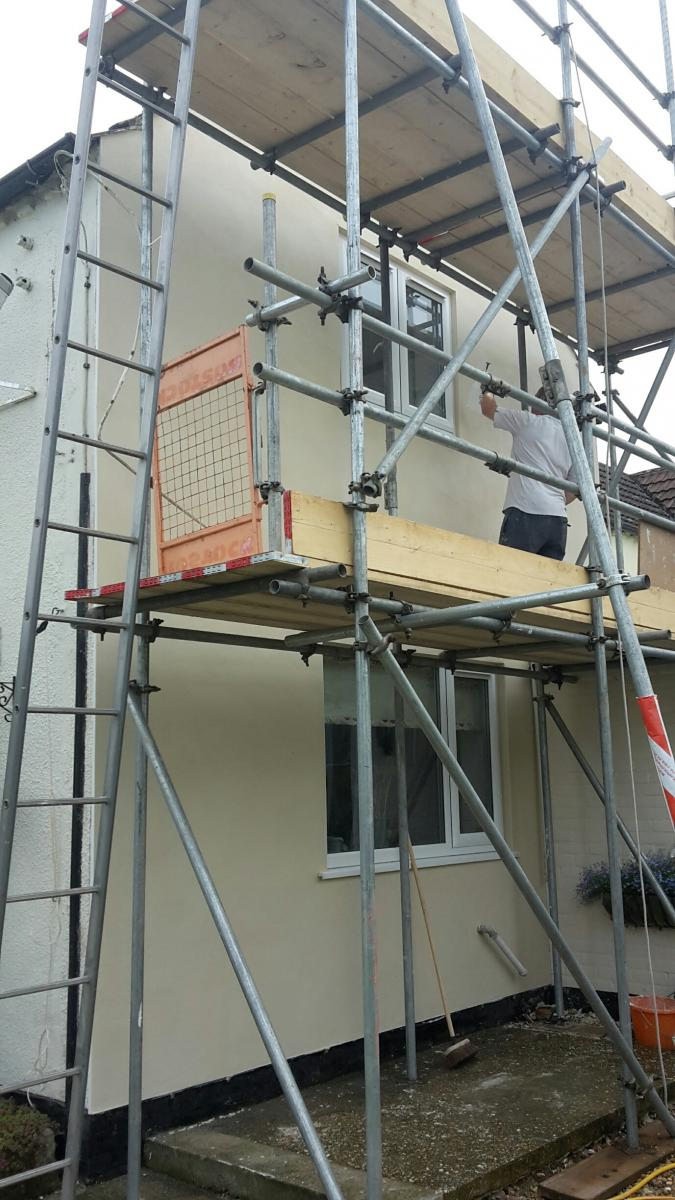 Commercial | ARH Tucker & Sons Limited - Plastering Contractor
